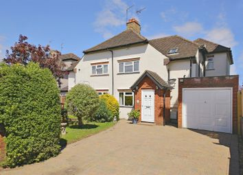 Thumbnail 3 bed semi-detached house for sale in Gills Hill Lane, Radlett