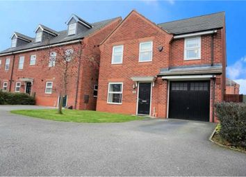 Thumbnail 4 bed detached house for sale in Layton Way, Prescot, Merseyside