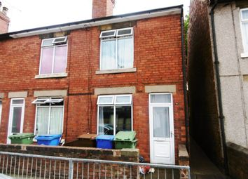 Thumbnail 2 bed terraced house for sale in Warsop Road, Mansfield