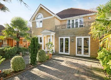 Thumbnail 4 bedroom detached house for sale in Cliff Drive, Canford Cliffs, Poole, Dorset