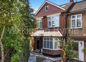 Thumbnail 4 bed terraced house for sale in Lower Maidstone Road, London