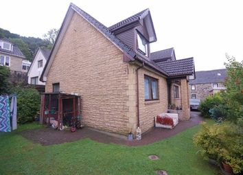 Thumbnail 4 bed detached house for sale in Dumbarton Road, Bowling, Glasgow