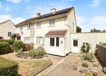 Thumbnail 2 bed semi-detached house for sale in Berry Croft, Abingdon