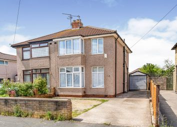 Thumbnail 3 bed semi-detached house for sale in Bude Road, Filton, Bristol
