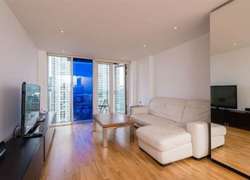 Thumbnail 1 bed flat to rent in Ability Place, 37 Millharbour, London