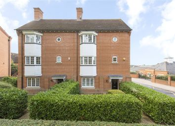Thumbnail 4 bed semi-detached house for sale in Drovers Mead, Warley, Brentwood, Essex