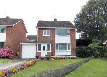 Thumbnail 3 bed detached house for sale in Chester Grove, Darlington