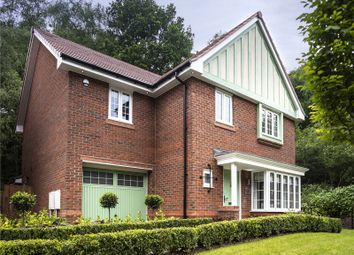 Thumbnail 4 bedroom detached house for sale in Moss Lea Park, Moss Lea, Bolton