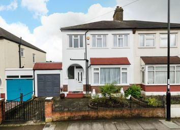 Thumbnail 3 bedroom semi-detached house for sale in Chudleigh Road, London
