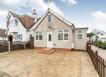 Thumbnail 3 bed detached bungalow for sale in Golf Green Road, Jaywick, Clacton-On-Sea