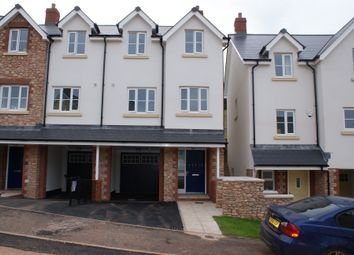 Thumbnail 3 bed town house to rent in Charles Road, Kingskerswell