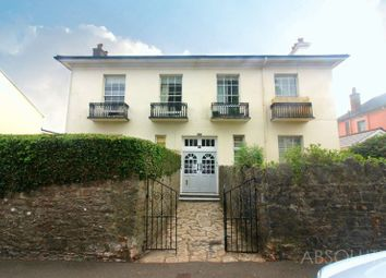 Thumbnail 2 bed flat to rent in Park Road, Torquay