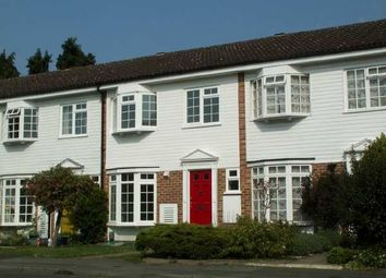 Thumbnail 3 bed terraced house to rent in Ockenden Road, Woking