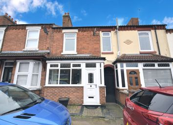 Thumbnail 2 bed terraced house for sale in Queen Street, Desborough, Kettering