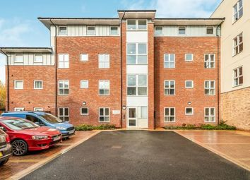 Thumbnail 1 bed flat for sale in Andrews Close, Warwick, Warwickshire, .