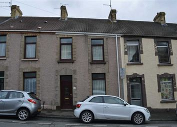 Thumbnail 3 bed terraced house for sale in Kinley Street, Swansea