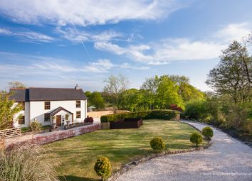 Thumbnail 4 bed detached house for sale in Penycoedcae Road, Penycoedcae