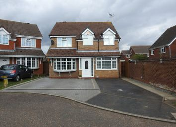 Thumbnail 4 bedroom detached house for sale in Upsons Way, Ipswich, Suffolk