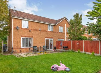 3 bed semi-detached house for sale in Rotherham Close, Huyton, Liverpool L36