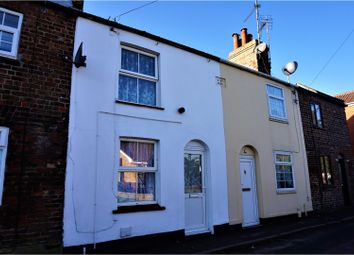 Thumbnail 2 bed terraced house for sale in Fishpond Lane, Spalding