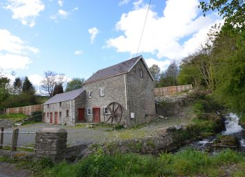 Thumbnail 3 bed property for sale in Trewen Mill And Stables, Lon Drewen, Cwm Cou, Newcastle Emlyn, Ceredigion.