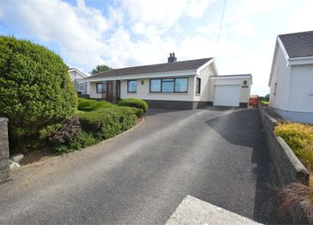 Thumbnail 3 bed detached bungalow for sale in Brynawel, Tanygroes, Nr Aberporth, Cardigan, Ceredigion