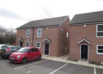 Thumbnail 3 bed semi-detached house for sale in Wilmot Way, Worksop