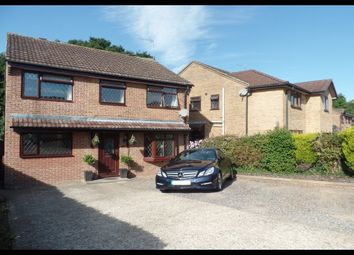 Thumbnail 4 bed detached house for sale in Deerhurst Close, Southampton