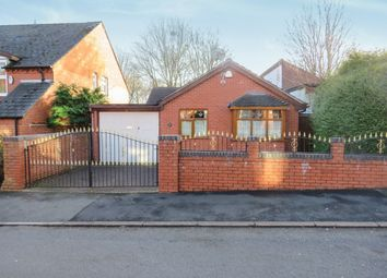 Thumbnail 2 bed detached bungalow for sale in New Cross Street, Tipton