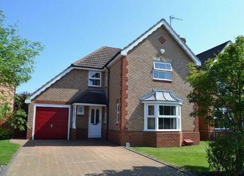 Thumbnail 4 bed detached house for sale in Milton Bridge, Wootton Fields, Northampton