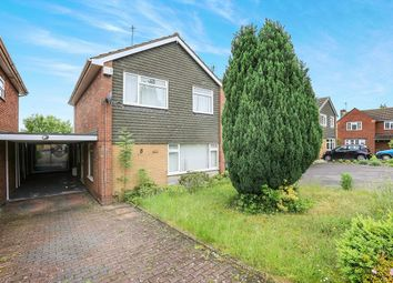 Thumbnail 4 bed detached house for sale in Glengarry Gardens, Wolverhampton