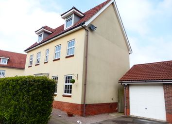 Thumbnail 5 bedroom town house for sale in The Combers, Kesgrave, Ipswich