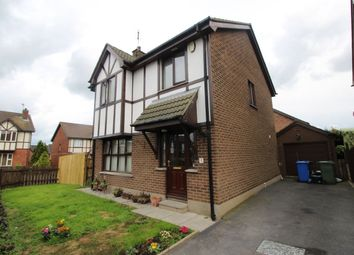 Thumbnail 3 bed detached house for sale in Hampton Drive, Bangor
