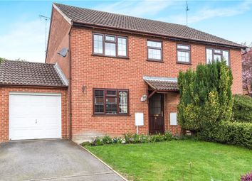 Thumbnail 3 bed semi-detached house for sale in Quarry Close, Sturminster Newton