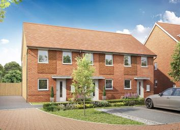 """Thumbnail 2 bed terraced house for sale in """"Richmond"""" at Park Prewett Road, Basingstoke"""