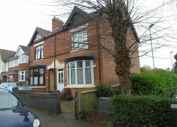 Thumbnail 3 bed semi-detached house for sale in Mount Road, Hinckley, Leicestershire