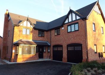 Thumbnail 5 bed detached house for sale in Cheerbrook Gardens, Off Cheerbrook Gardens, Willaston