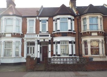 Thumbnail 4 bed terraced house for sale in Romford Road, London