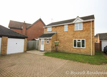 Thumbnail 4 bed detached house for sale in Dover Court, Caister-On-Sea, Great Yarmouth