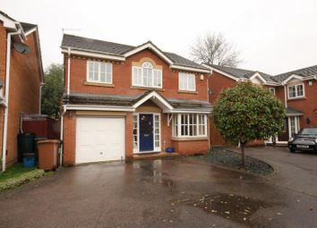 Thumbnail 4 bedroom detached house for sale in Valentine Way, Great Billing, Northampton