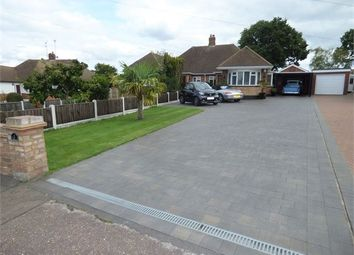 Thumbnail 3 bed semi-detached bungalow for sale in Thorndon Park Crescent, Leigh On Sea