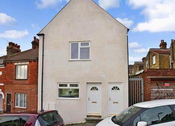 Thumbnail 2 bedroom maisonette for sale in Ross Street, Rochester, Kent