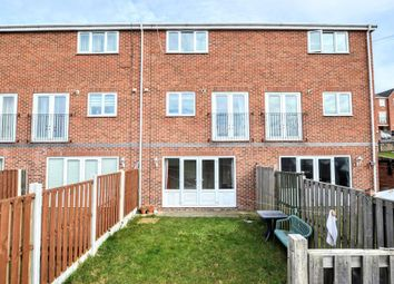 Thumbnail 3 bed town house for sale in Worsbrough Road, Blacker Hill, Barnsley