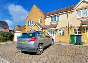 Thumbnail 2 bed terraced house for sale in Whittle Close, Watford