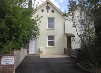 Thumbnail 2 bed terraced house to rent in North Terrace, Yeovil Marsh, Yeovil