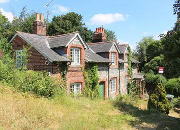 Thumbnail 4 bed detached house for sale in Morestead, Winchester