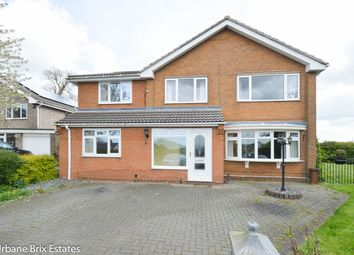 Thumbnail 5 bed detached house for sale in Paddock Close Ropsley, Grantham