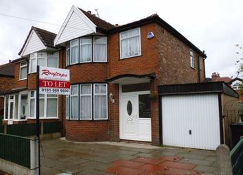 Thumbnail 3 bedroom semi-detached house to rent in Chestnut Drive, Sale