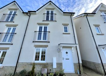 Charter Road, Axminster EX13. 4 bed semi-detached house for sale