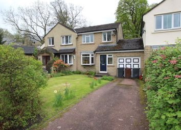 Thumbnail 3 bed semi-detached house for sale in Wood Gardens, Hayfield, High Peak